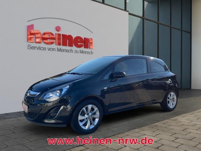 Opel Corsa D Energy 1.4 TEMPOMAT SICHT-/ELEKTRO-PAKET, Jahr 2013, Benzin