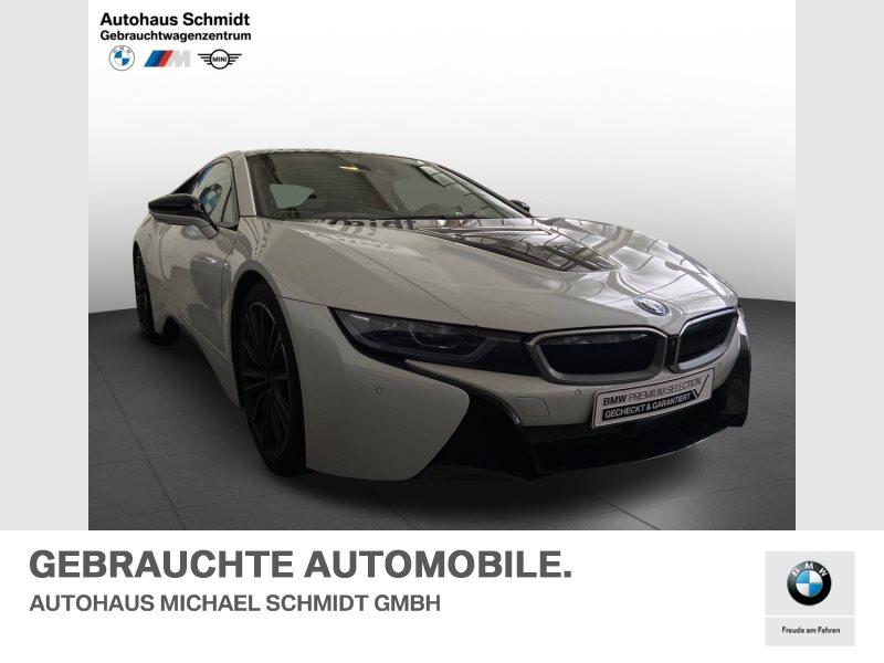 BMW i8 740€ NETTO LEASING+LASER+20 Head-Up LED, Jahr 2020, Hybrid