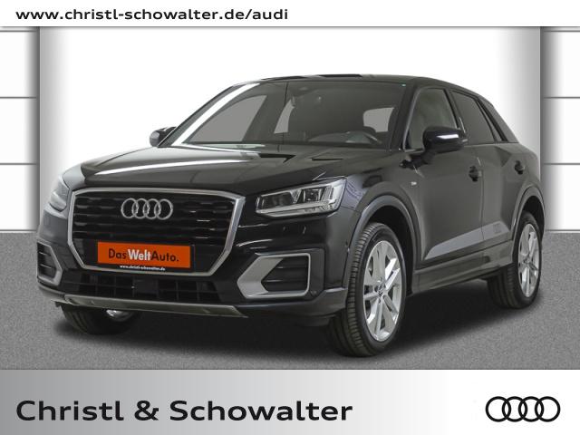 Audi Q2 S line sport 1.4 TFSI cod S tronic AHK Stdhzg., Jahr 2017, Benzin