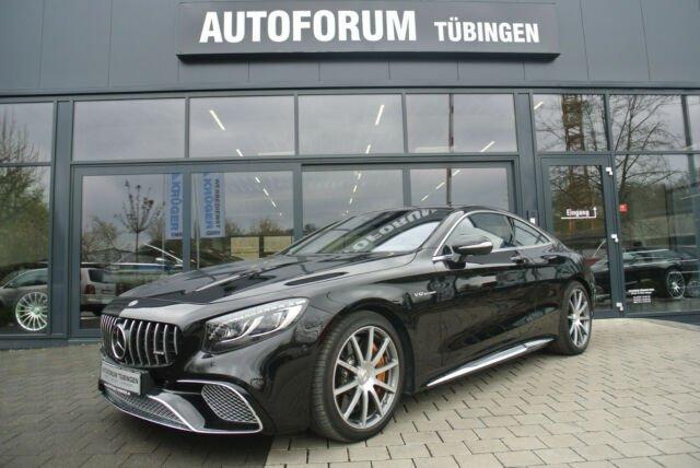 Mercedes-Benz S 65 AMG Coupe *KERAMIK*FACELIFT*, Jahr 2017, Benzin