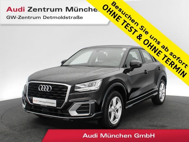 Audi Q2 1.4 TFSI Sport B&O Virtual LED Navi PDC+ 6-Gang, Jahr 2017, Benzin