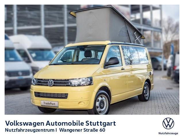 Volkswagen T5 California Beach 2.0 BiTDI mit Aufstelldach, Jahr 2015, Diesel