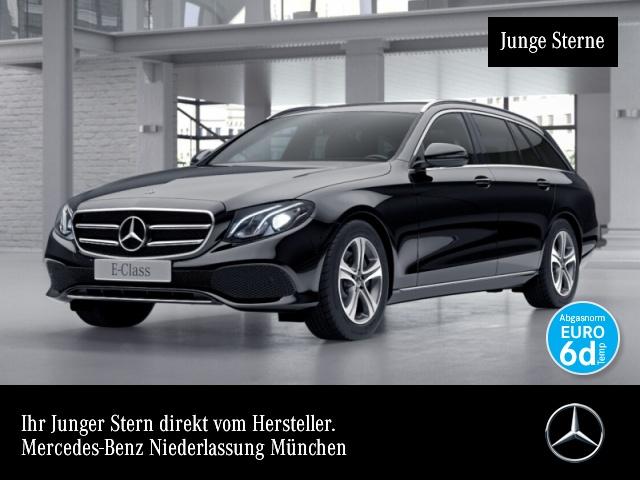 Mercedes-Benz E 300 d T Avantgarde Stdhzg LED Kamera PTS 9G Temp, Jahr 2019, Diesel