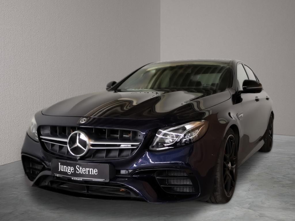 Mercedes-Benz E 63 AMG S 4M+ *Comand*Standhzg*Sitzklima*360°*, Jahr 2019, Benzin