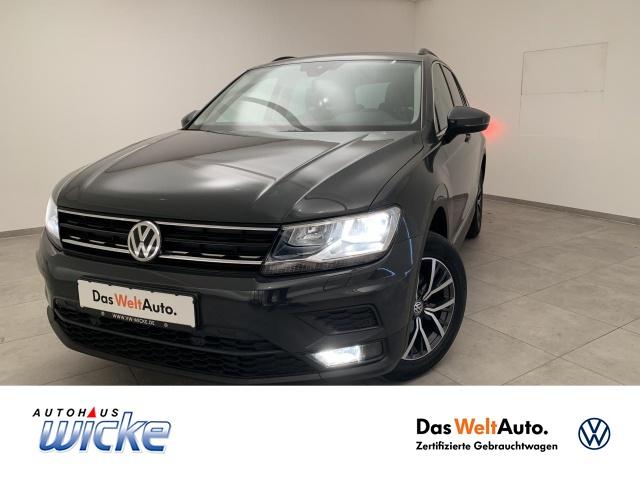 Volkswagen Tiguan 1.4 TSI 4Motion Comfortline Klima Navi, Jahr 2017, Benzin