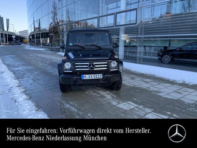 Mercedes-Benz G 350 d 360+AHK+Spur+Totw, Jahr 2018, Diesel