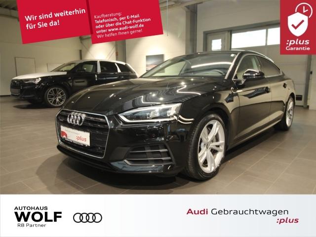 Audi A5 Sportback 45 TDI quattro tiptronic Matrix DAB, Jahr 2019, Diesel