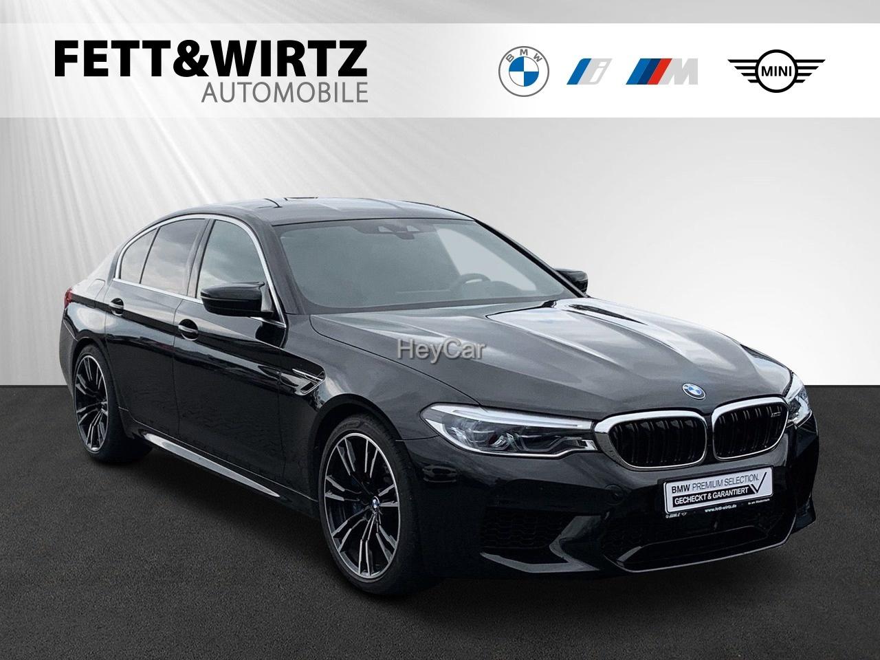 BMW M5 Limousine LC-Prof. Leas. ab 1.073,- br.o.Anz., Jahr 2020, Benzin