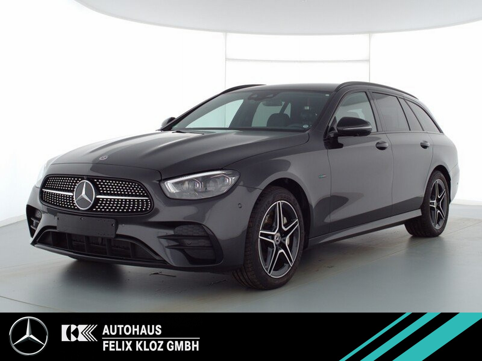 Mercedes-Benz E 300 T de AMG Night HUD AHK 360° Totwinkel LED, Jahr 2020, Hybrid_Diesel