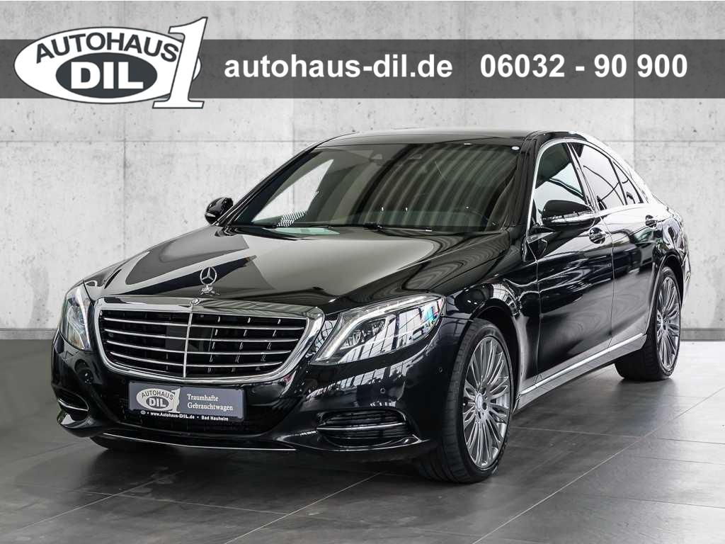 Mercedes-Benz S 350 (BlueTEC) d ( Euro 6 ) *Distr.+ Standheizung +++ ', Jahr 2014, Diesel