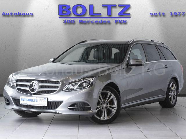 Mercedes-Benz E 300 CGI BE Comand Klima Parkass Distronic, Jahr 2014, Benzin
