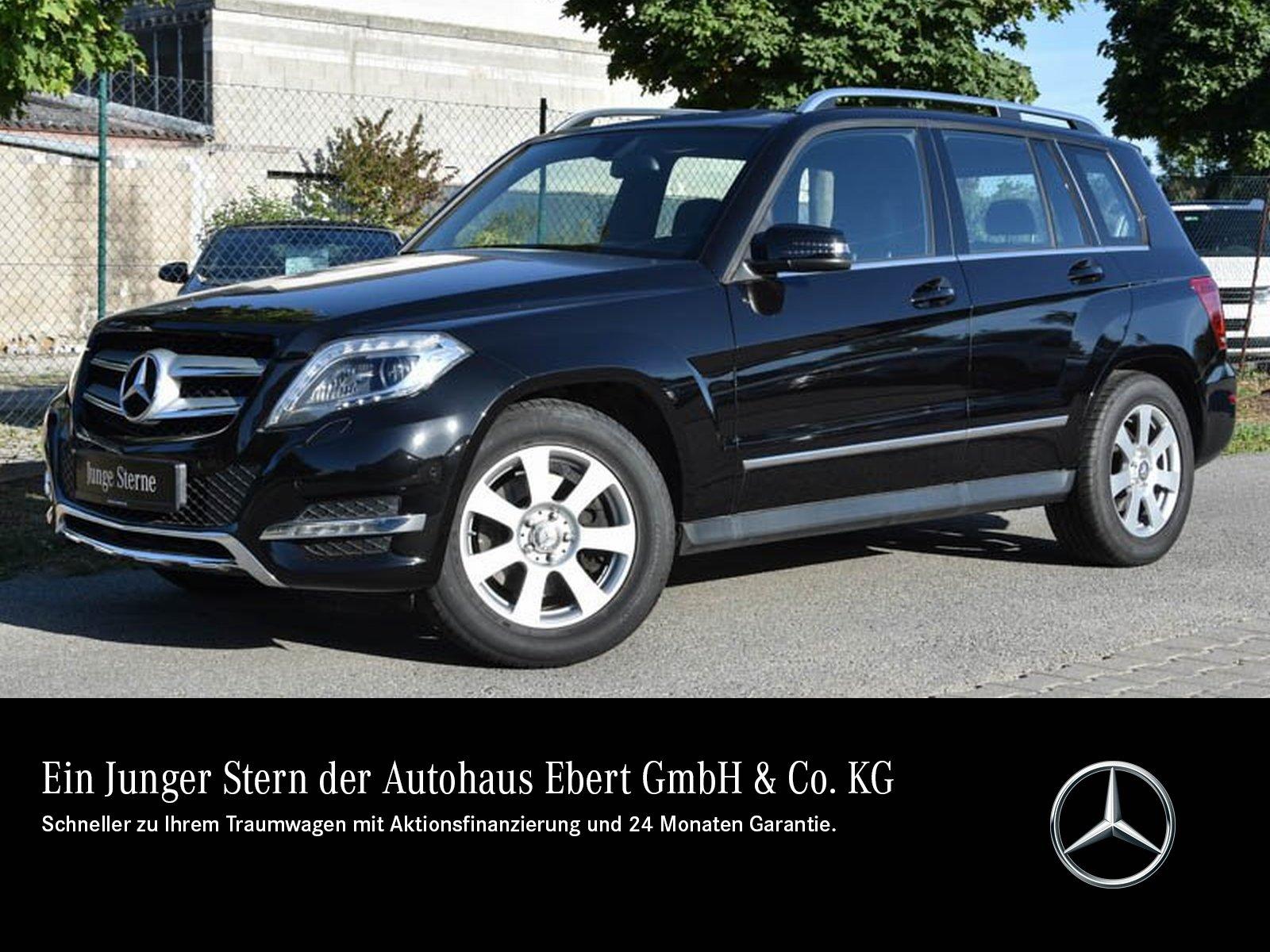 Mercedes-Benz GLK 220 CDI 7G+NAVI+PTS+AHK+EASY-PACK+BI-XENON, Jahr 2015, Diesel
