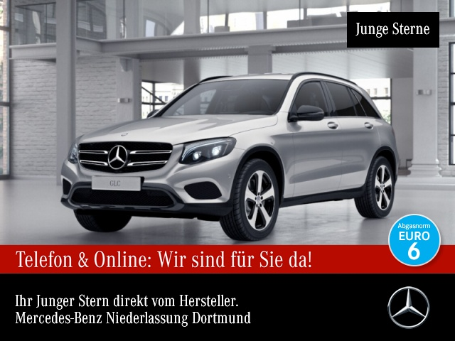 Mercedes-Benz GLC 250 d 4M Exclusive ILS LED AHK Night Kamera 9G, Jahr 2016, Diesel