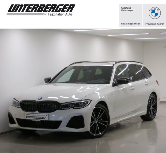 BMW M340d xDrive Touring M Sportpaket Standheizung, Jahr 2020, Hybrid_Diesel