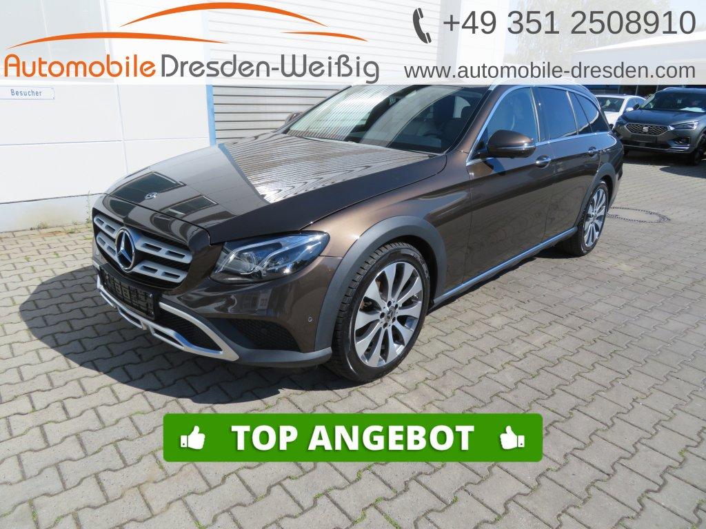 Mercedes-Benz E 220 d 4Matic All-Terrain*360°*Navi*Totwinkel, Jahr 2018, Diesel