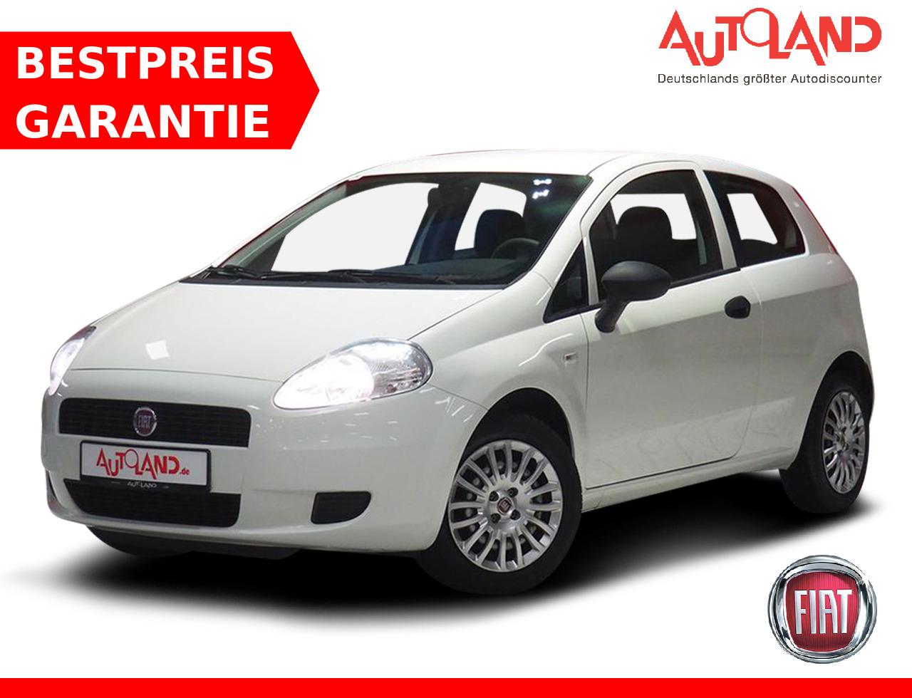 Fiat Punto, Jahr 2013, Benzin