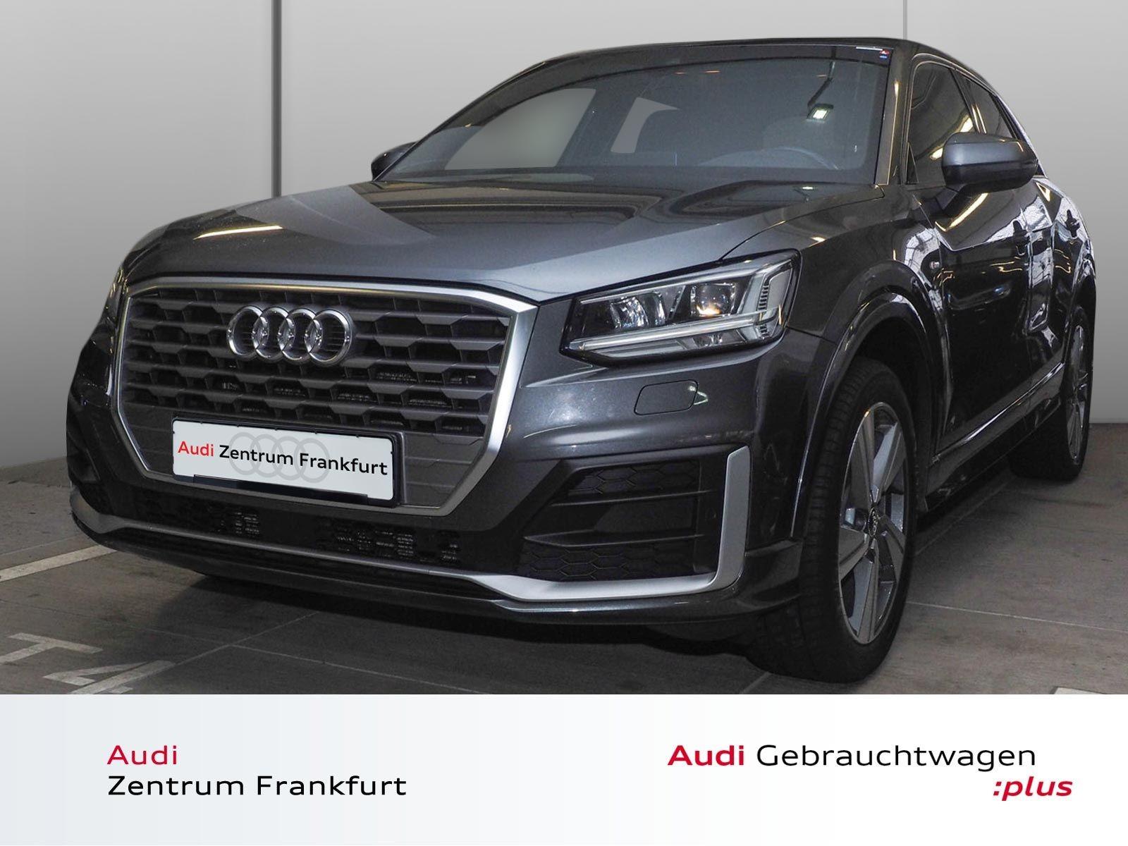 Audi Q2 1.4 TFSI S line LED Navi VC PDC Sitzheizung, Jahr 2017, Benzin