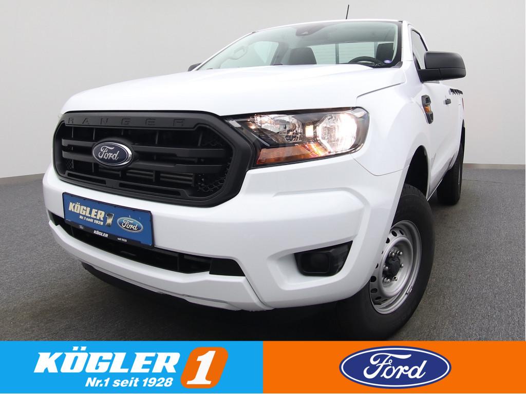 Ford Ranger Einzelkabine XL 4x4 170PS, Jahr 2021, Diesel