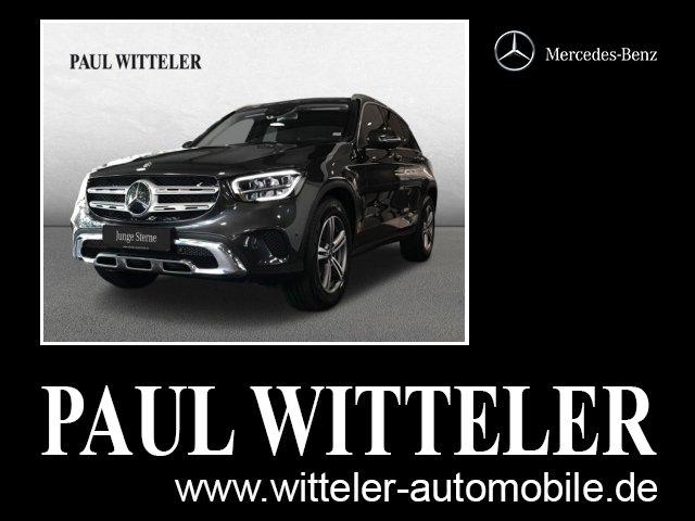 Mercedes-Benz GLC 200 d 4M AHK/MBUX/Navi/Klima/Rückfahrkamera, Jahr 2020, Diesel