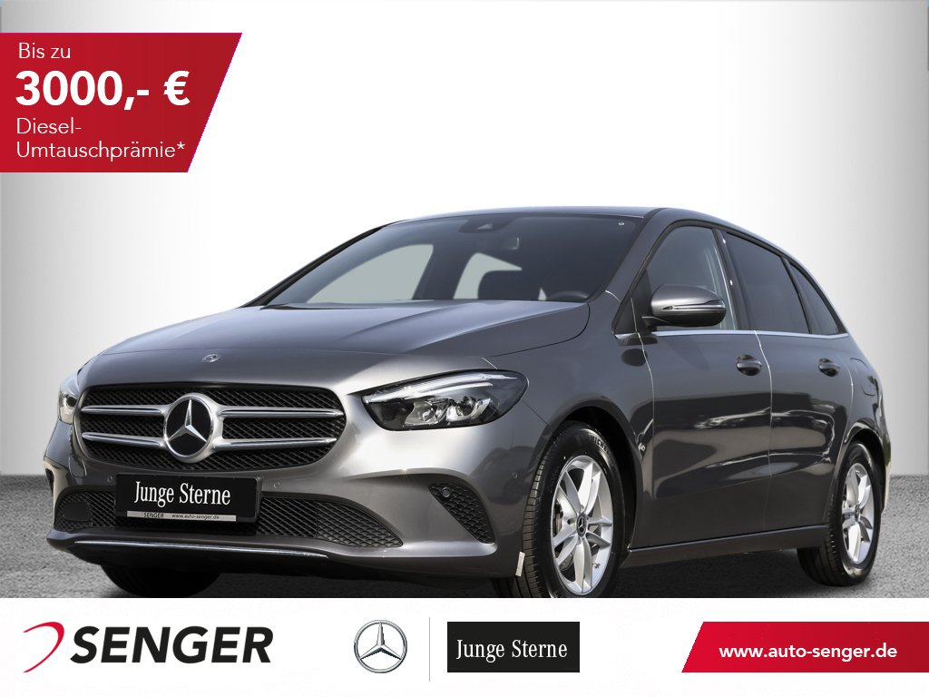 Mercedes-Benz B 180 *Style*LED*Parktronic*Sitzheizung*Tempomat, Jahr 2020, Benzin