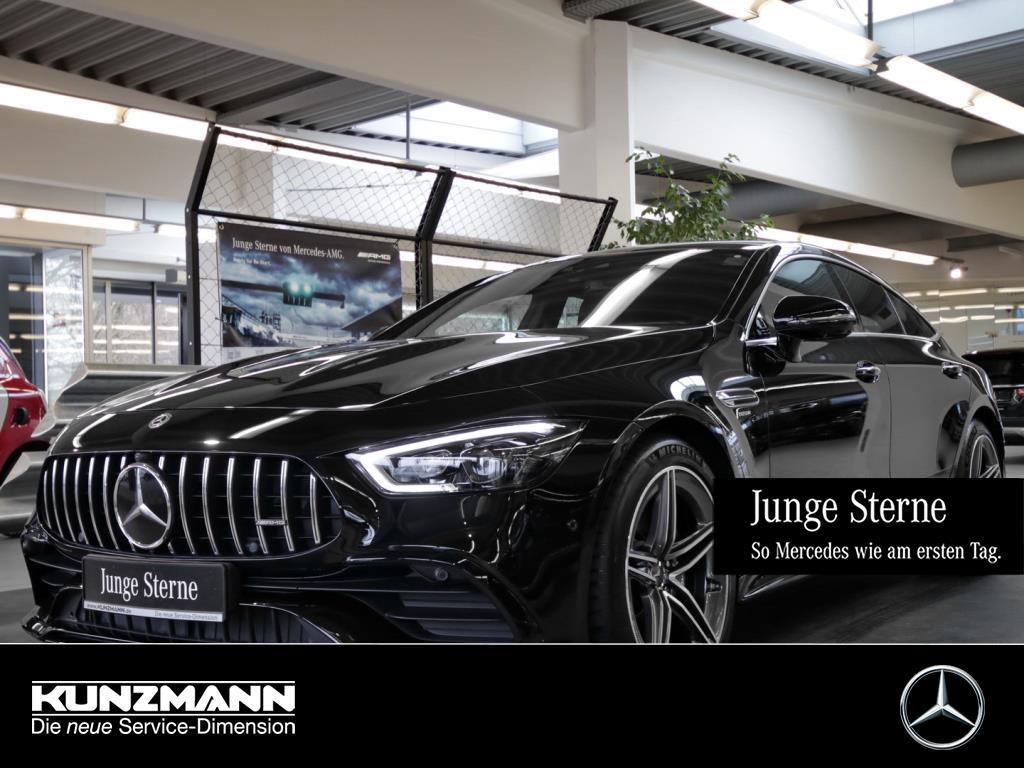 Mercedes-Benz AMG GT 43 Comand LED 360° Distronic Panorama, Jahr 2019, Benzin