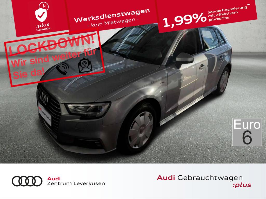 Audi A3 Sportback 1.4 TFSI e-tron, Jahr 2017, Hybrid