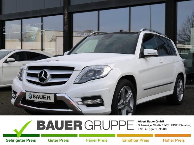 Mercedes-Benz GLK 250 CDI 4-Matic BlueTec 4MATIC Navi Dyn. Kurvenlicht e-Sitze Parklenkass., Jahr 2014, Diesel
