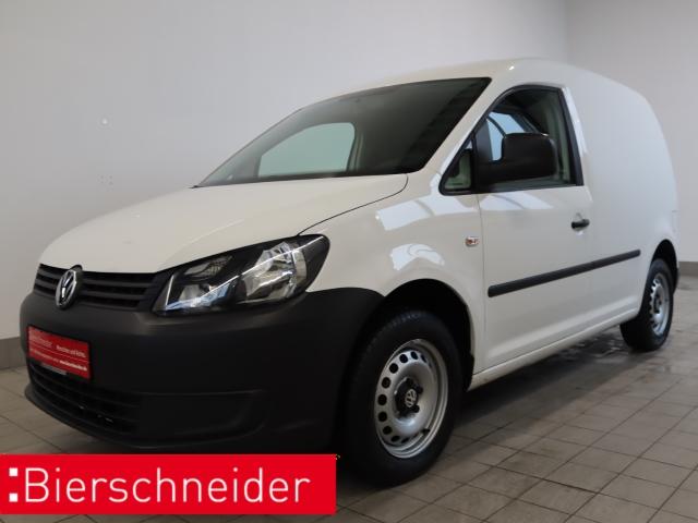 Volkswagen Caddy Kasten 1.2 TSI Basis RADIO AHK, Jahr 2015, Benzin