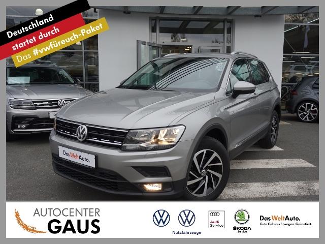 Volkswagen Tiguan Join 2.0 TDI DSG AHK Navi 4 Motion ACC, Jahr 2018, Diesel