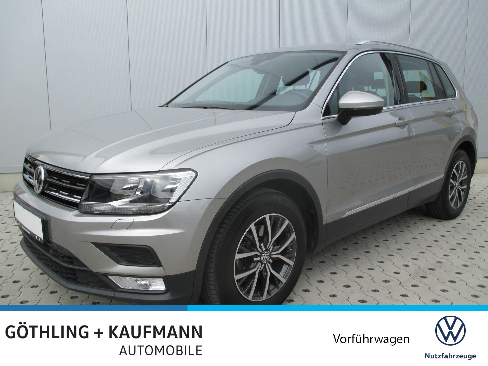 Volkswagen Tiguan 1.4 TSI ACT Comfortline 110kW*ACC*Kamera*, Jahr 2016, Benzin