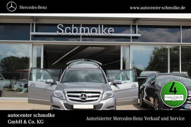Mercedes-Benz GLK 250 BT 4M AUTOM*COMAND*AHK*ILS*EURO6*PDC*etc, Jahr 2015, Diesel