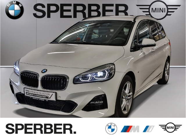 BMW 220 Gran Tourer i,M-Sport,Navi,DAB,LED,RFK,Sitzhzg,Tempomat,PDC,Klimaauto,Parkassistent,uvm., Jahr 2018, Benzin