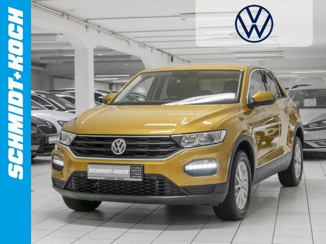 Volkswagen T-Roc 1.0 TSI OPF Bluetooth, 16 Zoll Alu, Jahr 2020, Benzin