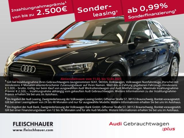Audi A3 30 TDI NAVI+connect+SHZ+PDC+DAB+sound+4-Season, Jahr 2019, Diesel
