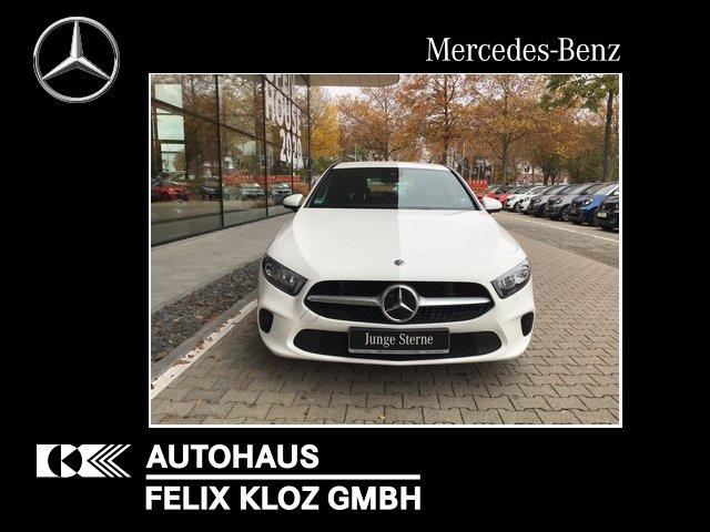Mercedes-Benz A 200 Progressive - MBUX-Premium/ LED/ PDC/ SHZ, Jahr 2019, Benzin