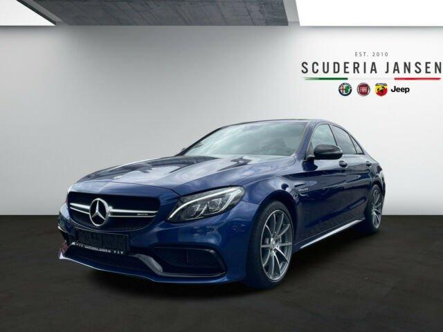 Mercedes-Benz C -Klasse 63 AMG | Park- & Night Paket, Jahr 2018, Benzin