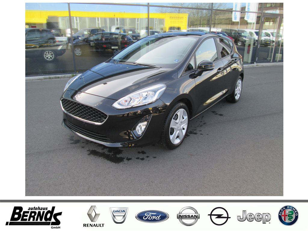 Ford Fiesta 1.0 EcoB. S&S COOL&CONNECT KLIMA SHZ LED, Jahr 2020, Benzin
