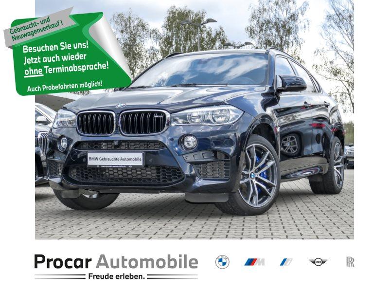 BMW X6 M Head-Up LED WLAN Standhzg. Surroundview, Jahr 2018, Benzin