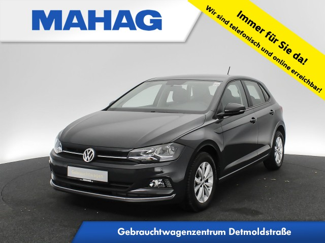 Volkswagen Polo 1.6 TDI Highline Connectivity ParkPilot Bluetooth Sitzhz. 5-Gang, Jahr 2018, Diesel