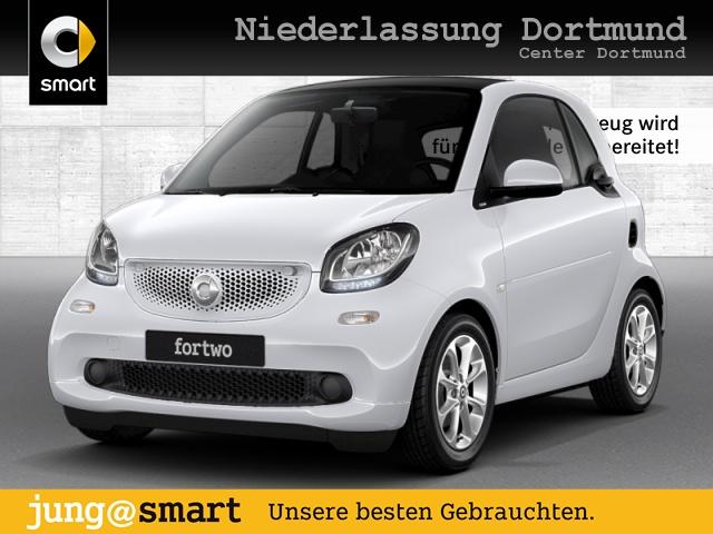 smart fortwo coupé 52kW passion cool&Audio Pano Komfort, Jahr 2017, Benzin