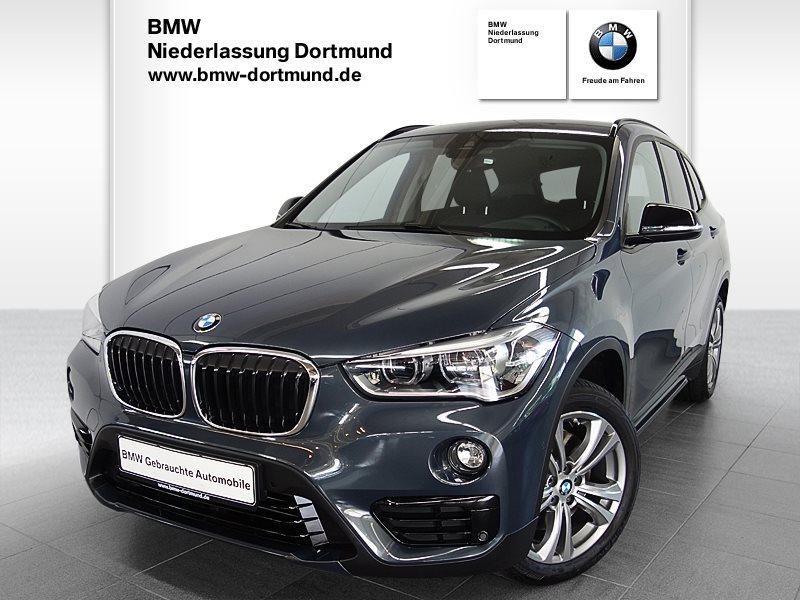 BMW X1 xDrive20d Sport Line, Jahr 2017, Diesel
