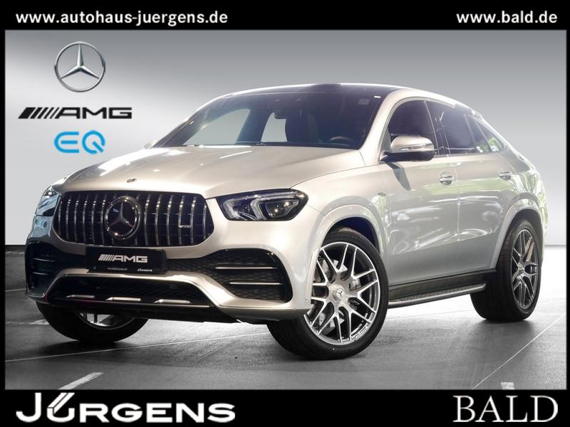 Mercedes-Benz GLE 53 AMG 4M+ Coupé Burmester/22/Fahrassist/HU/, Jahr 2021, Benzin