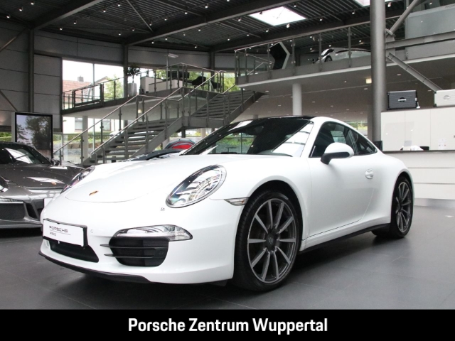 Porsche 911 991 Carrera 4 SportabGasanlage I SportChrono Paket I BOSE I PDK, Jahr 2014, Benzin