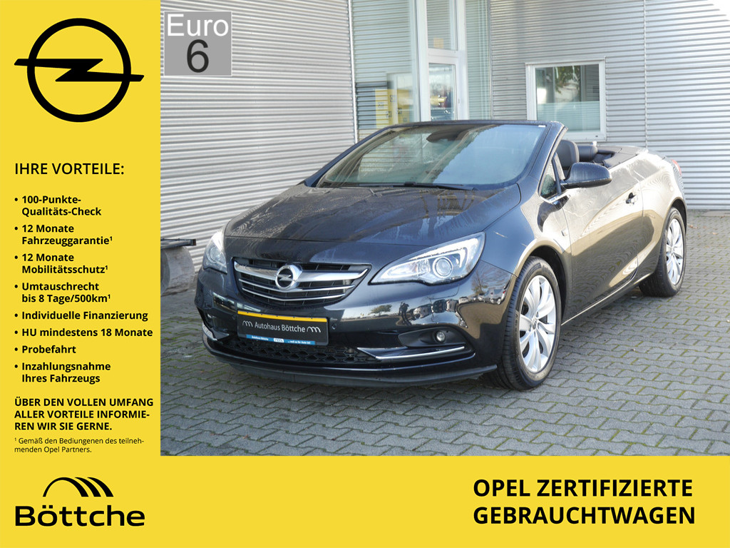 Opel Cascada 1.4 Turbo Innovation, Jahr 2016, Benzin