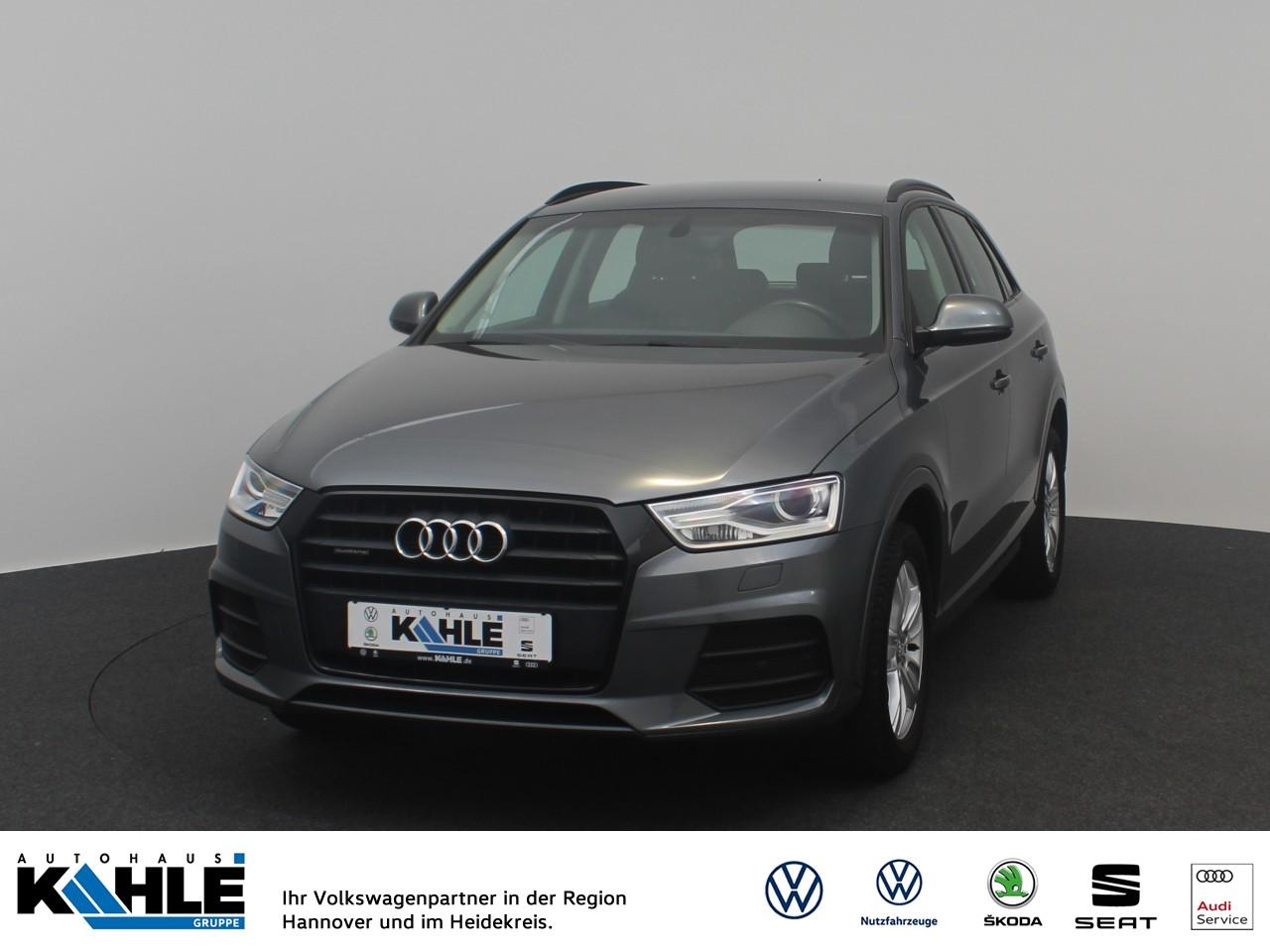 Audi Q3 2.0 TDI Sport quattro Navi Xenon AHK Klima, Jahr 2016, Diesel