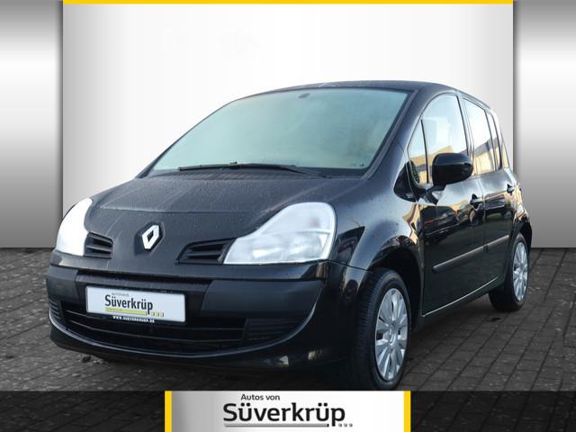 Renault Modus Yahoo! 1.2 16V 75, Jahr 2013, petrol