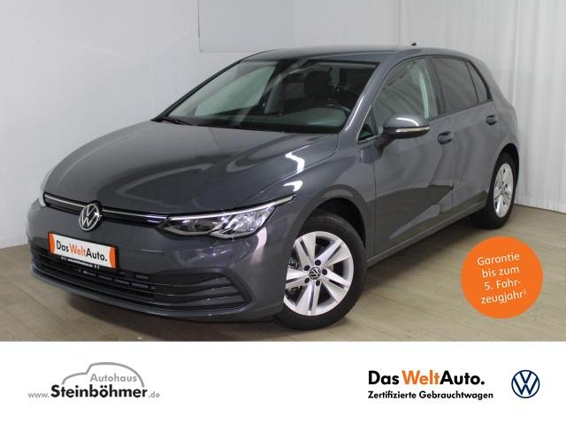 Volkswagen Golf Life 1.5TSI NaviPro LED DAB+ ACC Sitzhzg Navi, Jahr 2020, Benzin