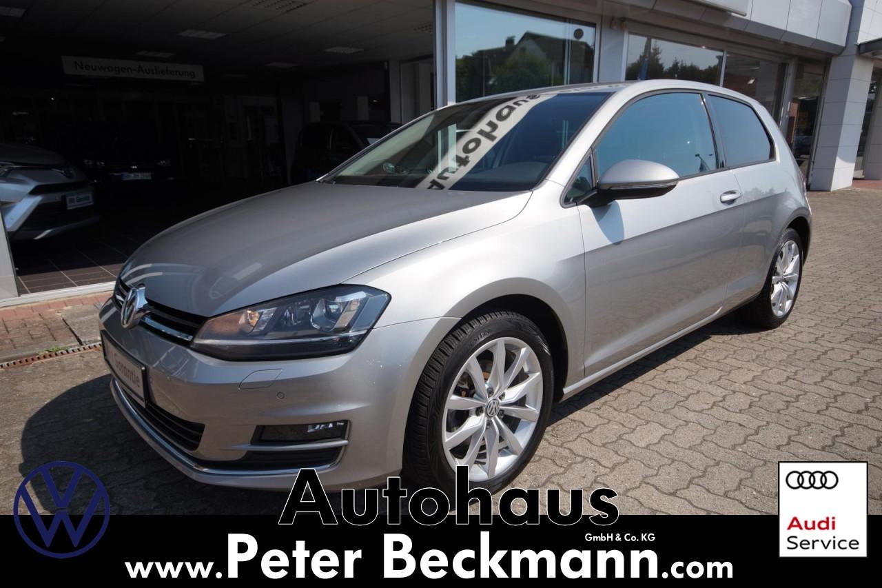 Volkswagen GOLF 1.4 TSI*DSG*HIGHLINE*CLIMA*NAVI*ALU*WINTER, Jahr 2013, Benzin
