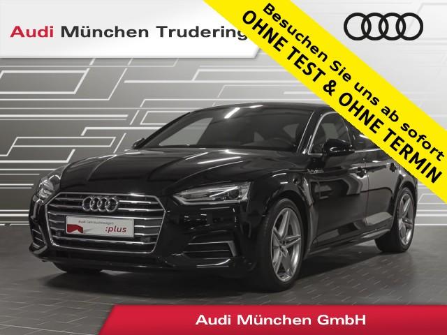 Audi A5 Sportback 2.0 TDI S tronic/S line/Sitzheizung/Sound System, Jahr 2018, Diesel