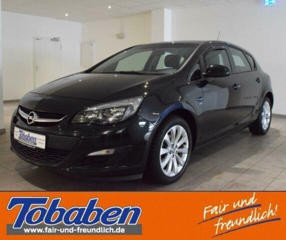 "Opel Astra Active 1.4 Klima PDC MFL elektr.FH LM 17"", Jahr 2013, Benzin"